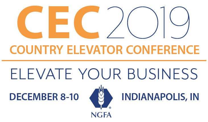 CEC Country Elevator Conference 2019 Logo